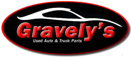 Gravely's Used Auto & Truck Parts Logo
