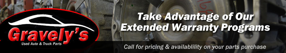 Extended warranty programs for recycled OEM auto & truck parts